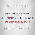 image of #givingTuesday 2014 logo
