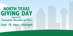 North Tx Giving Day logo