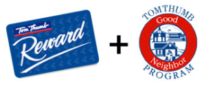 Tom Thumb/Randall's reward card & Good Neighbor images